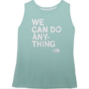 🚨FINAL PRICE🚨NWT. THE NORTH FACE Girls' Tank